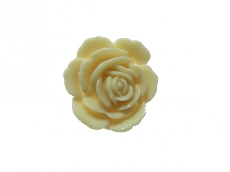 Sillicreations mould   carved rose (M) M0041