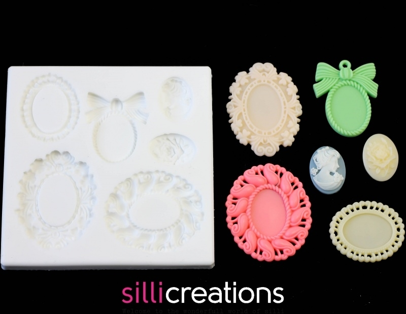 Sillicreations Mould | Frames