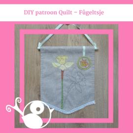 Narcis lente banner