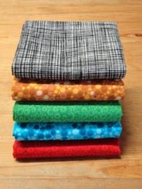 RJR fabrics - Lily's garden 2031-22