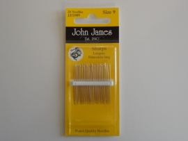 John James  Sharps - JJ11009