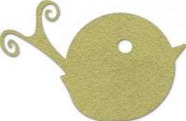 CP077 Cinnamon patch vilt
