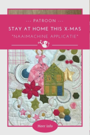 Stay at home this X-mas