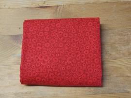 RJR fabrics - Millefiori rood 2627-21