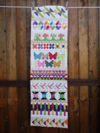 Randjes quilt sampler - 1x per maand