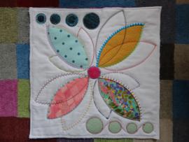 Appliceren met de naaimachine workshop