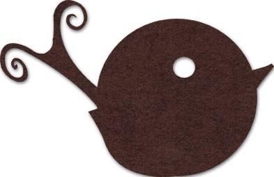 CP011 Cinnamon patch vilt