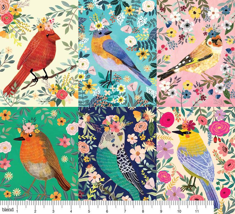 Birdie panel multi