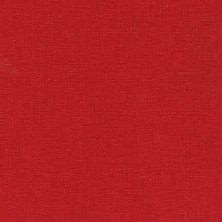 Quilter's linnen - Rood