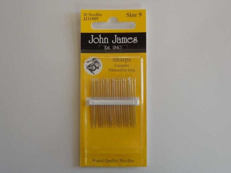 John James  Sharps - JJ11009
