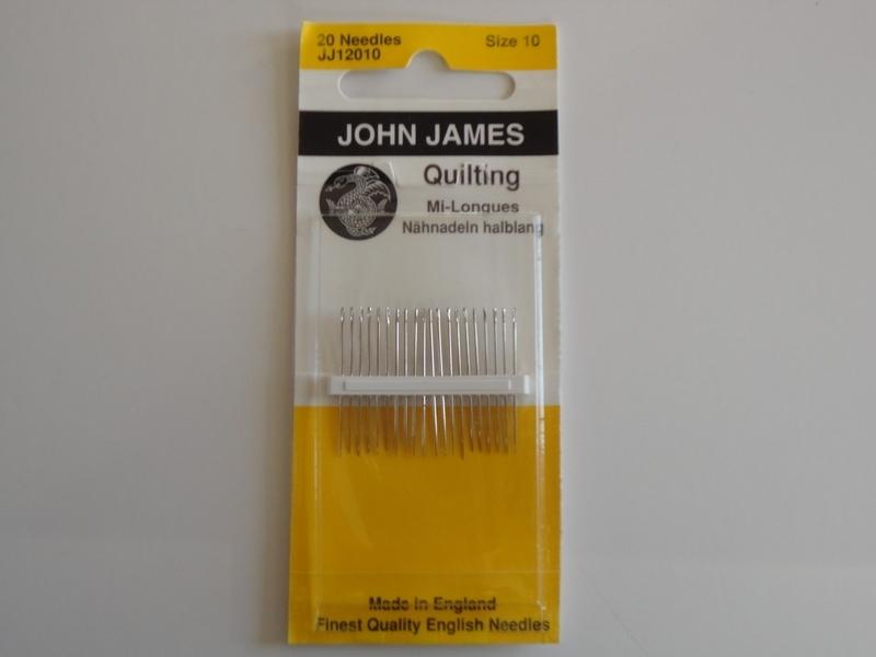 John James quilting  - JJ12010