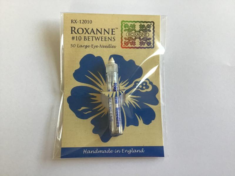 Roxanne #10 betweens naalden