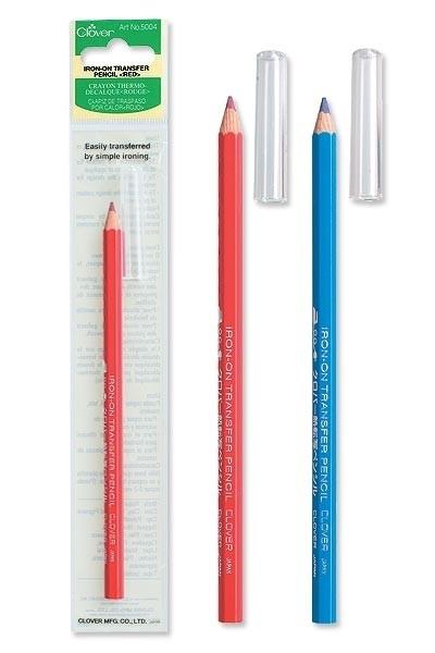 Iron-on transfer pencil