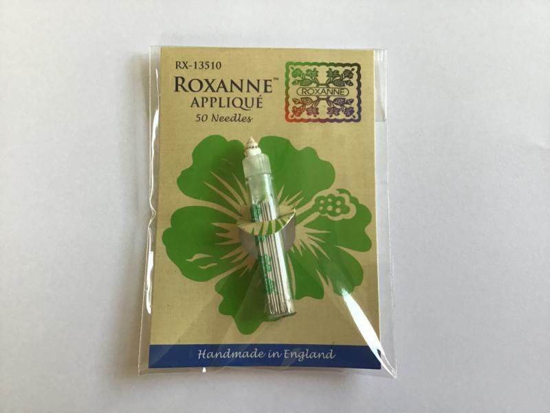 Roxanne appliqué naalden
