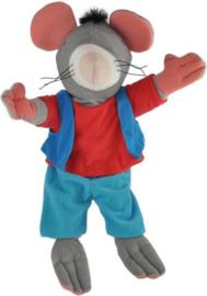 Kikker handpop rat, 40 cm