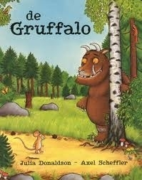 Gruffalo, het boek deel 1