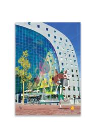 Set van 8 Ansichtkaarten Groeten uit Rotterdam