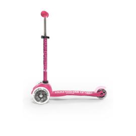 Mini Micro step deluxe roze led