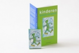 Boek voor volwassenen en kwartet spel