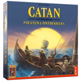 Catan: Piraten en Ontdekkers - Bordspel