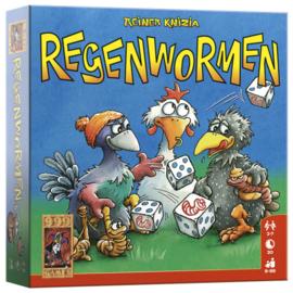 Regenwormen - Dobbelspel