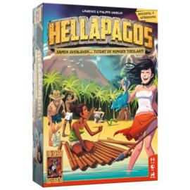 Hellapagos - Bordspel