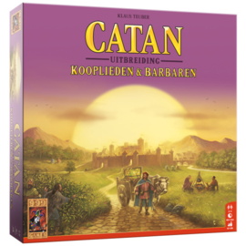 Catan: Kooplieden & Barbaren - Bordspel