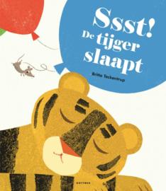 Pakket Ssst! de tijger slaapt