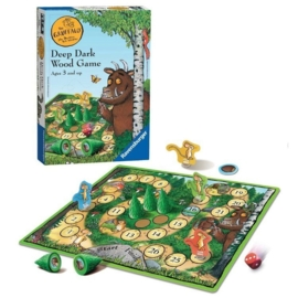"Gruffalo spel, ""Deep Dark Wood Game"""