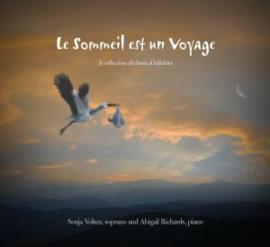 CD Le sommeil est un voayage Sonja Volten