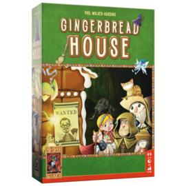 Gingerbread House - Bordspel