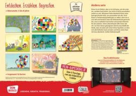 Elmer vertelplatenset  - Duitse tekst