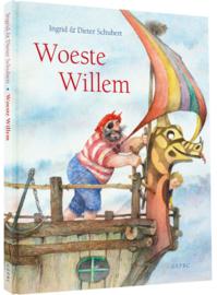Woeste Willem 2,50 boek leverbaar vanaf 10 april