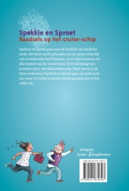 Spekkie en Sproet en het geheim van het Cruiseschip