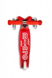 Mini Micro step deluxe rood led