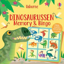 dinosaurussen memory bingo 4-6