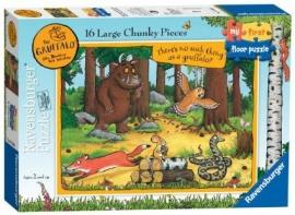 Gruffalo floor puzzle 16 st