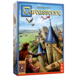 Carcassonne Basisspel - Bordspel