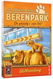Berenpark: De Grizzly's zijn los! - Bordspel