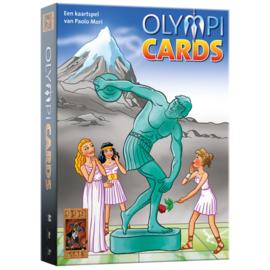 Olympicards - Kaartspel
