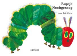 Rupsje Nooitgenoeg reuzen-kartonboek