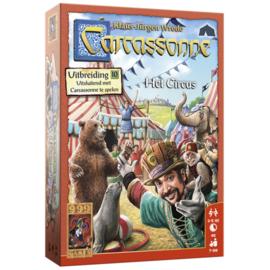 Carcassonne: Het Circus - Bordspel