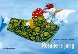 Rosalie is jarig vertelplatenset