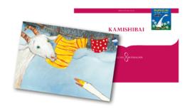 Moppereend vertelplatenset voor de kamishibai a3