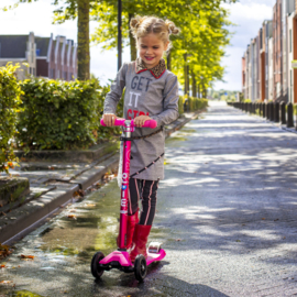 Maxi Micro step deluxe roze