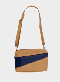 Bum Bag Camel & Navy - S