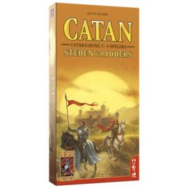 Catan: Steden & Ridders 5/6 spelers - Bordspel