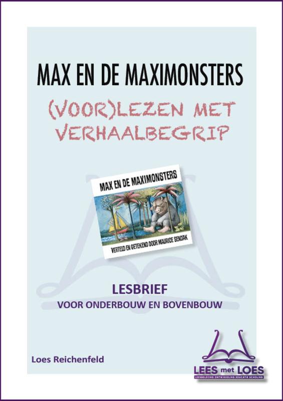 Max en de Maximonsters lesbrief