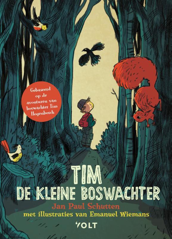 Tim de kleine boswachter - Groep 3-4