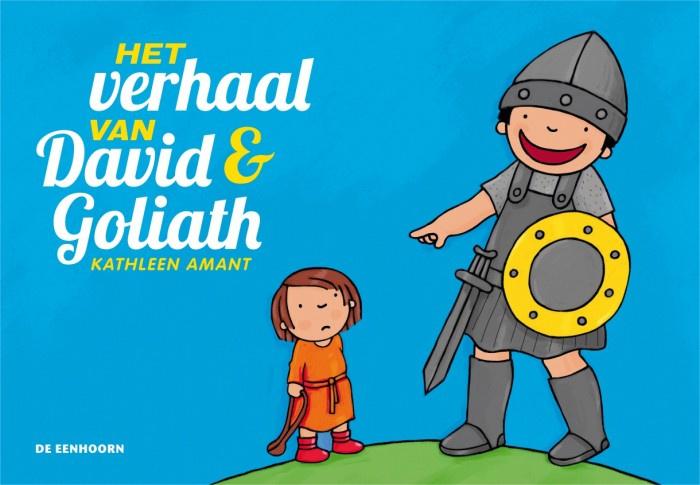 Het verhaal van David en Goliath